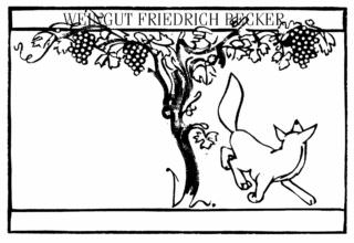 Partner logo: Weingut Friedrich Becker