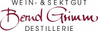 Partner logo: Wein – & Sektgut Bernd Grimm